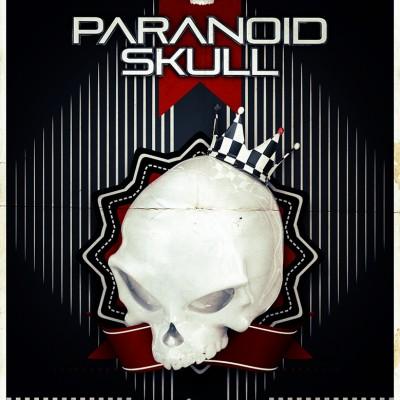 2013, Paranoid Skull Red Lips Ladies