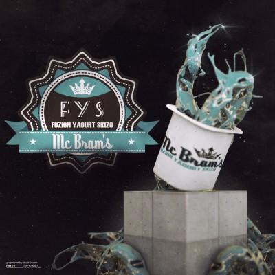 2014, logo et EP pour MC BRAM'S